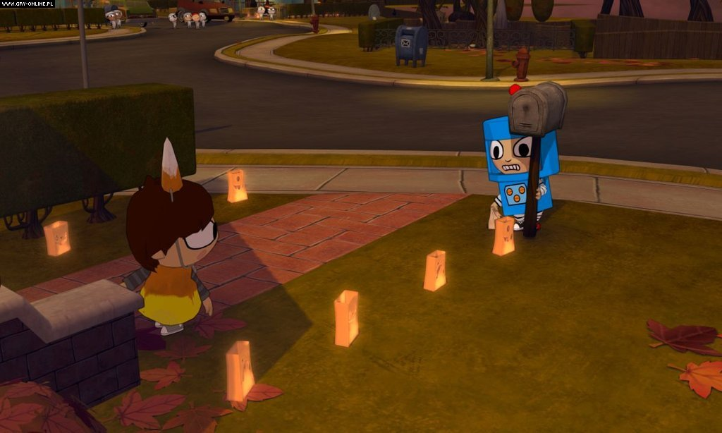 Costume Quest PC Games Image 4/21, Double Fine Productions, Inc., THQ Inc.