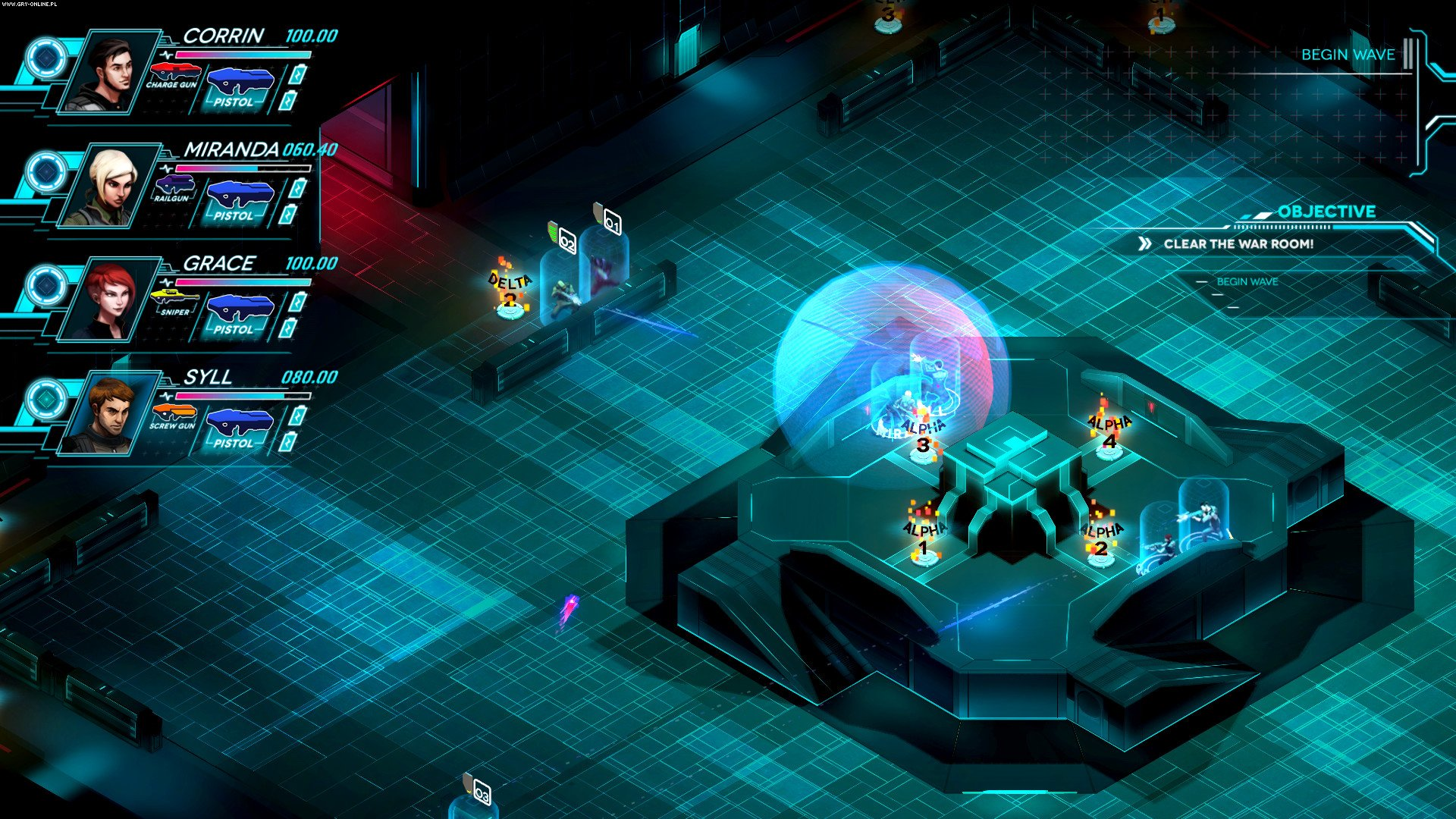 Ps4 Games Science Fiction : There came an echo screenshots gallery screenshot