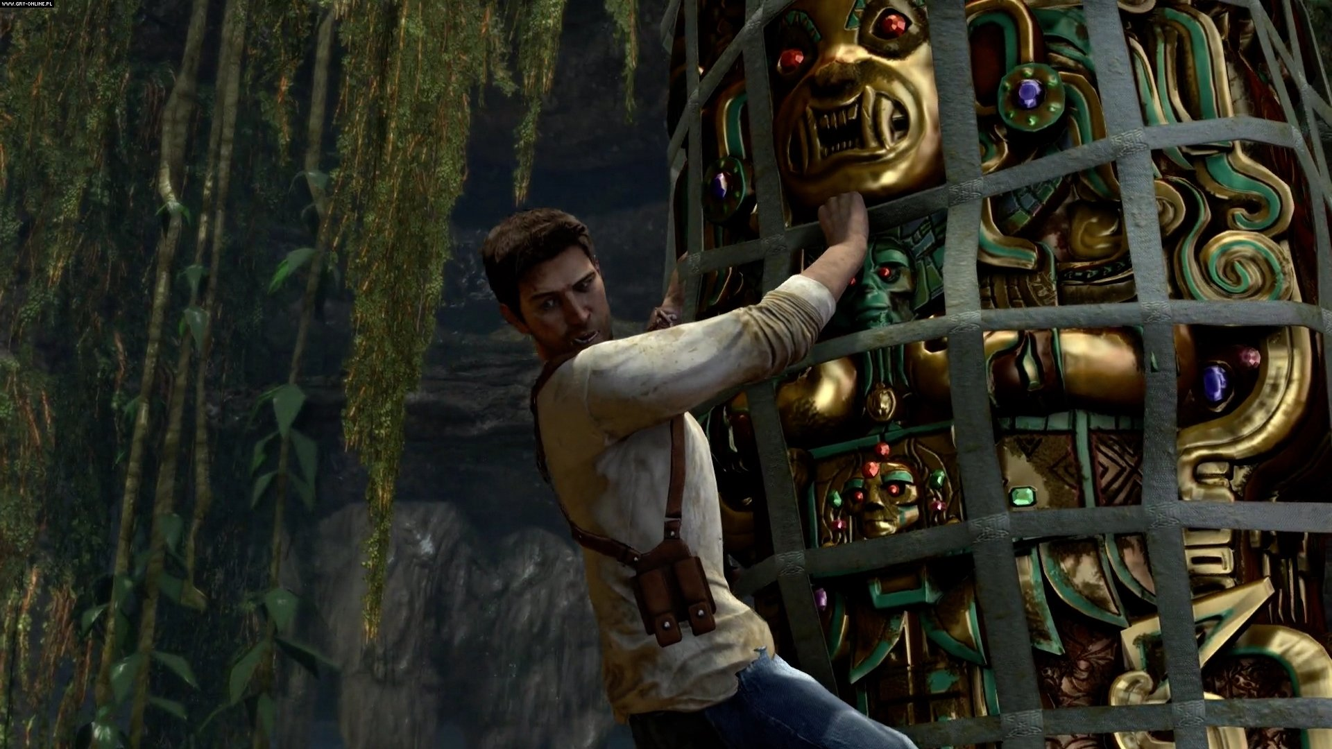 Uncharted: Drake's Fortune PS4 Games Image 34/80, Bluepoint Games, Sony Interactive Entertainment