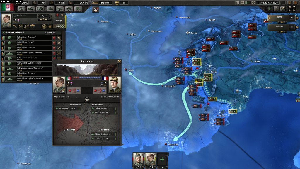 Hearts of Iron IV PC Games Image 23/32, Paradox Development Studio, Paradox Interactive