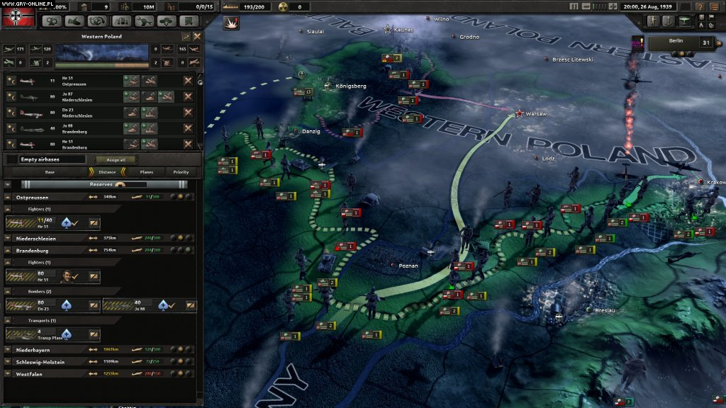 Hearts of Iron IV PC Games Image 21/32, Paradox Development Studio, Paradox Interactive