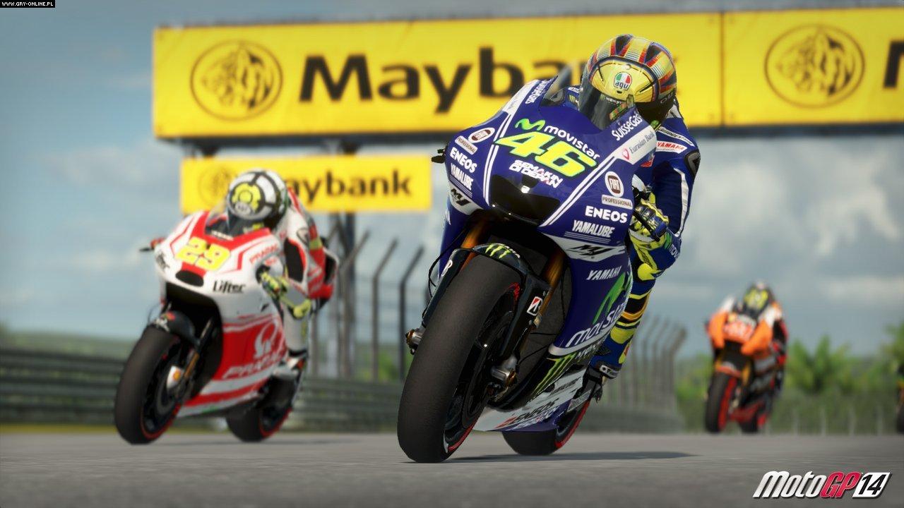 MotoGP 14 - screenshots gallery - screenshot 4/33 - gamepressure.com
