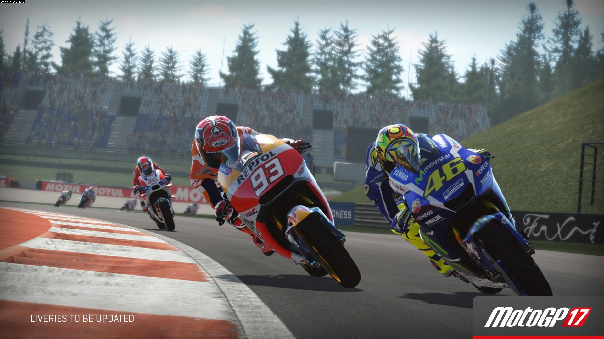 MotoGP 17 PC, PS4, XONE Gry Screen 71/71, Milestone