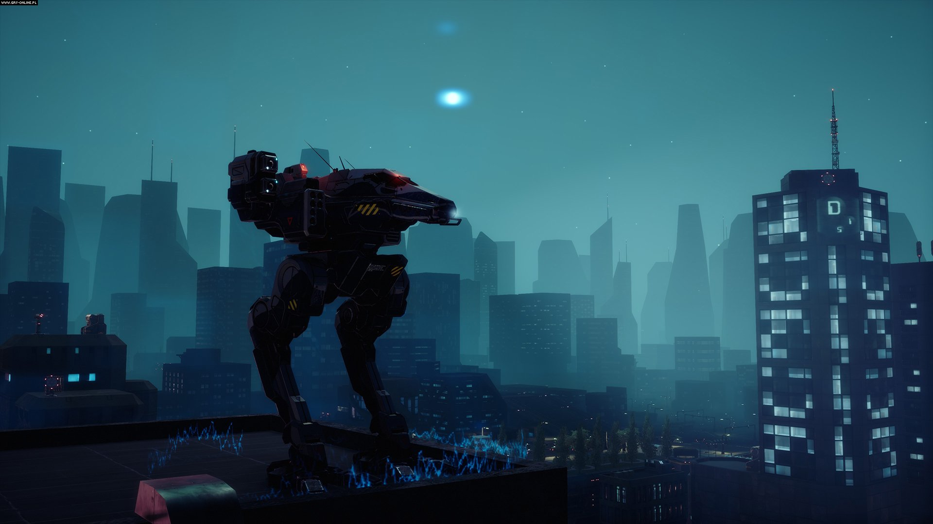 BattleTech: Urban Warfare PC Games Image 5/14, Harebrained Schemes, Paradox Interactive