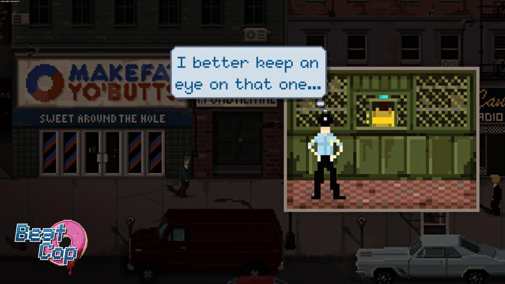Beat Cop PC Games Image 9/16, Pixel Crow, 11 bit studios