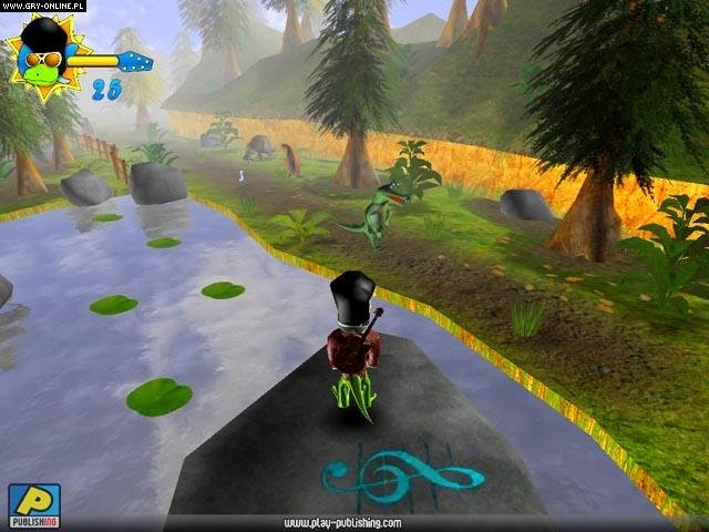 Online Game Play In 3D