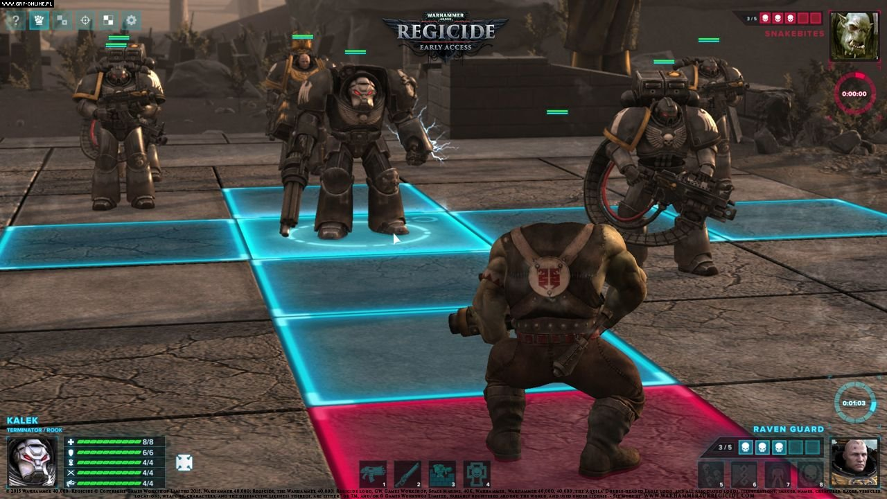 Warhammer 40,000: Regicide PC Gry Screen 11/16, Hammerfall Publishing