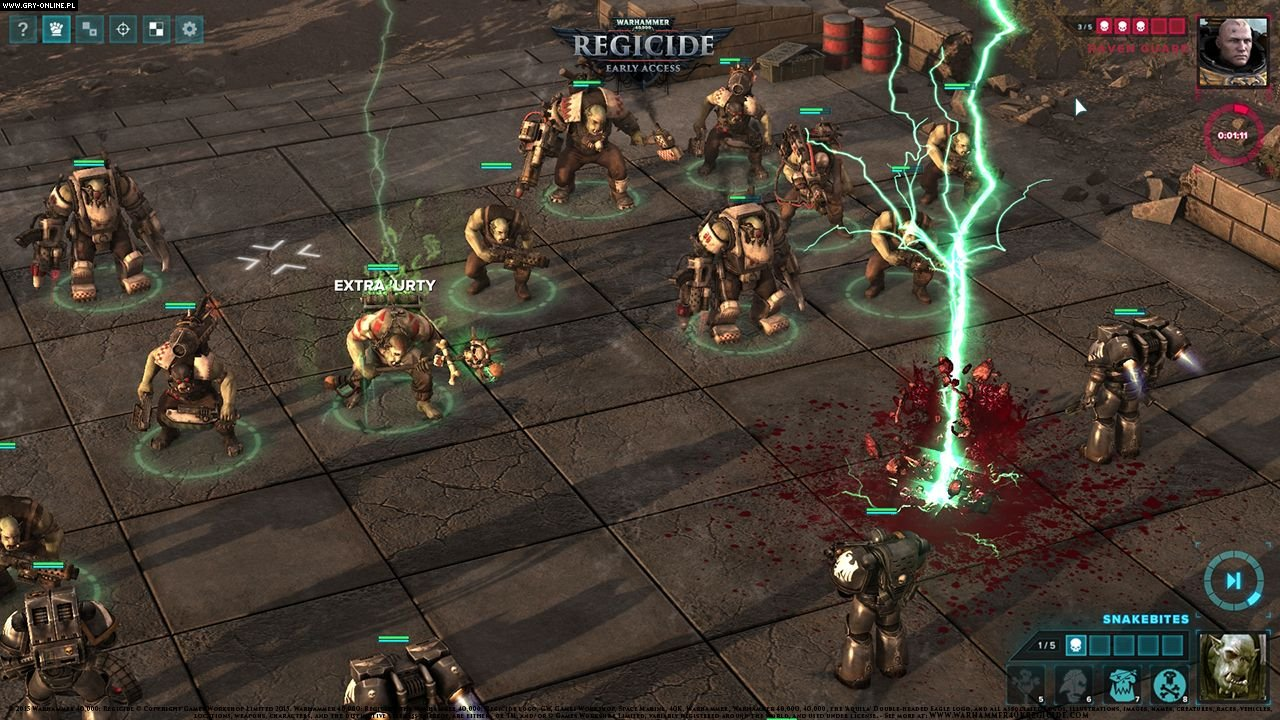 Warhammer 40,000: Regicide PC Gry Screen 6/16, Hammerfall Publishing