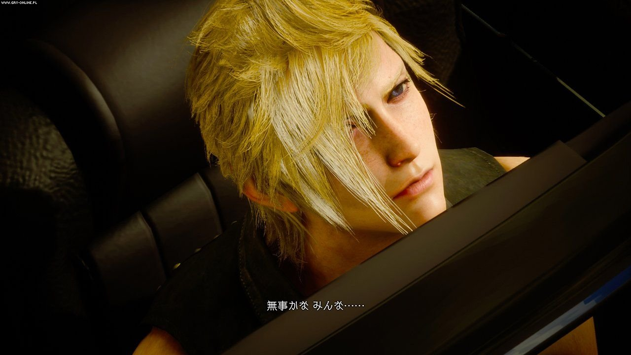 Final Fantasy XV PS4, XONE Gry Screen 371/393, Square-Enix / Eidos