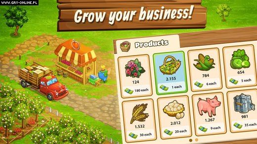 Big Farm: Mobile Harvest iOS, AND Gry Screen 3/5, Goodgame Studios