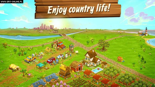 Big Farm: Mobile Harvest iOS, AND Gry Screen 2/5, Goodgame Studios