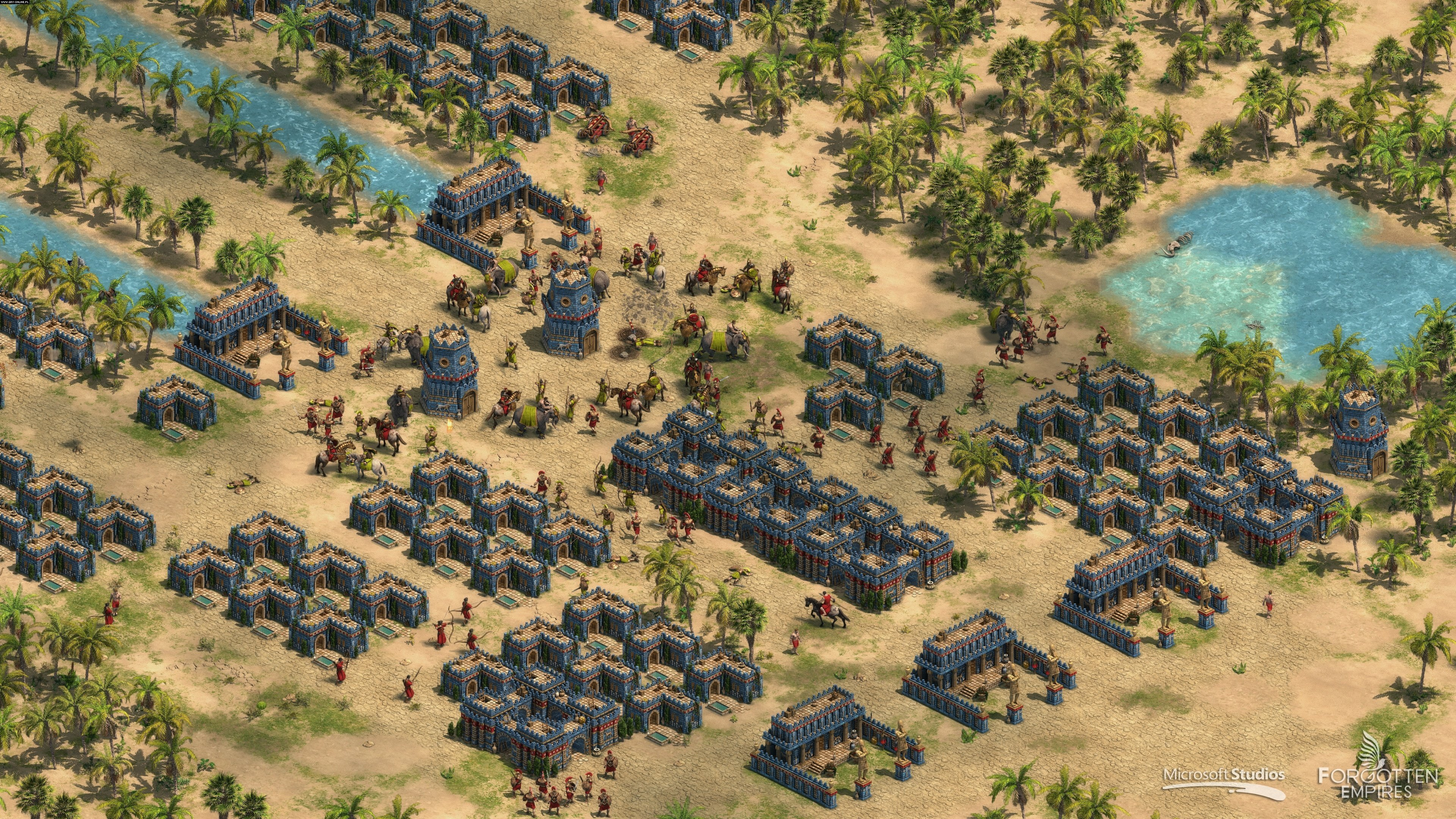 Age of Empires: Definitive Edition - screenshots gallery
