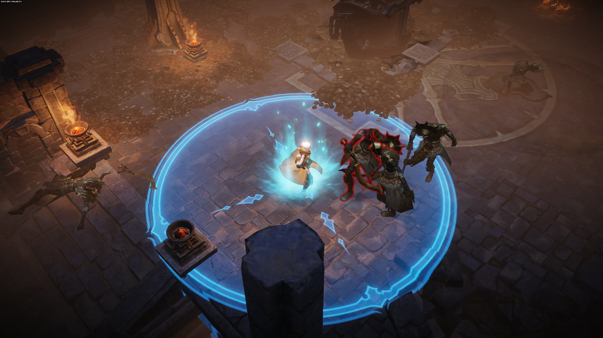 Diablo Immortal AND, iOS Games Image 16/36, NetEase, Activision Blizzard