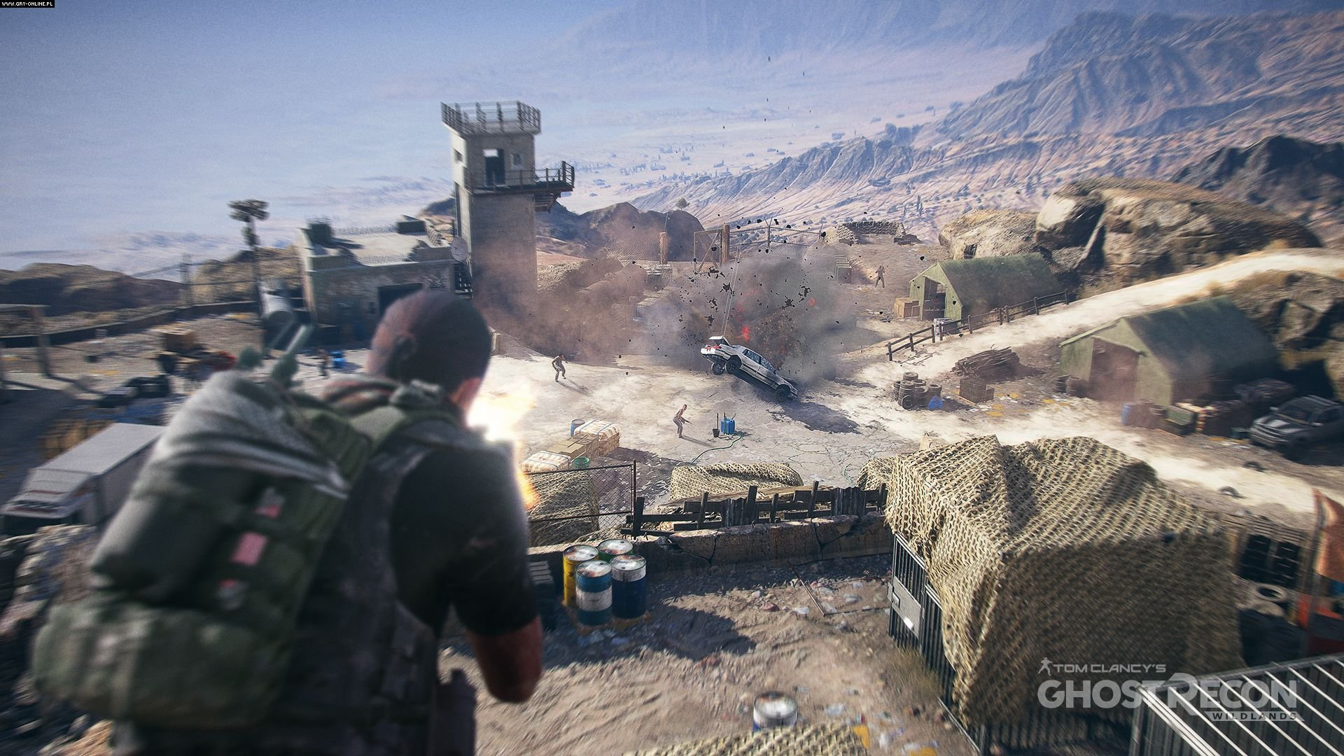 Tom Clancy's Ghost Recon: Wildlands PC, PS4, XONE Games Image 18/25, Ubisoft Studios, Ubisoft
