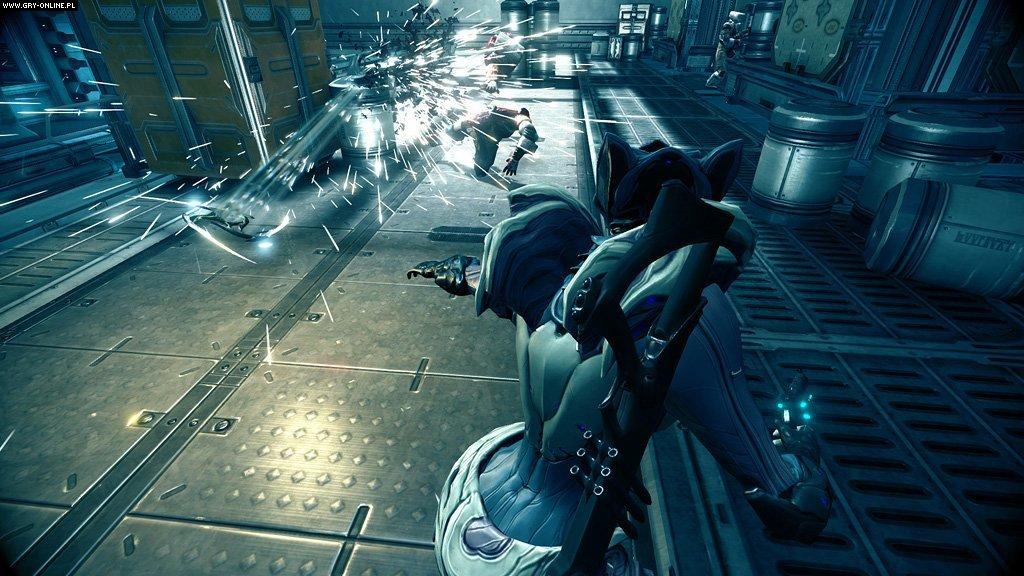 Ps4 Games Science Fiction : Warframe screenshots gallery screenshot