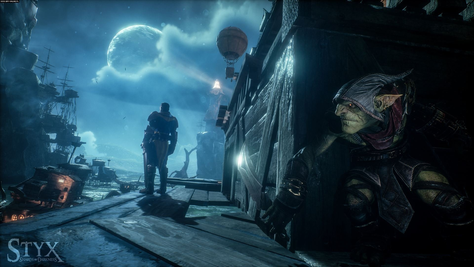 Styx: Shards of Darkness PC, XONE, PS4 Games Image 9/10, Cyanide Studio, Focus Home Interactive