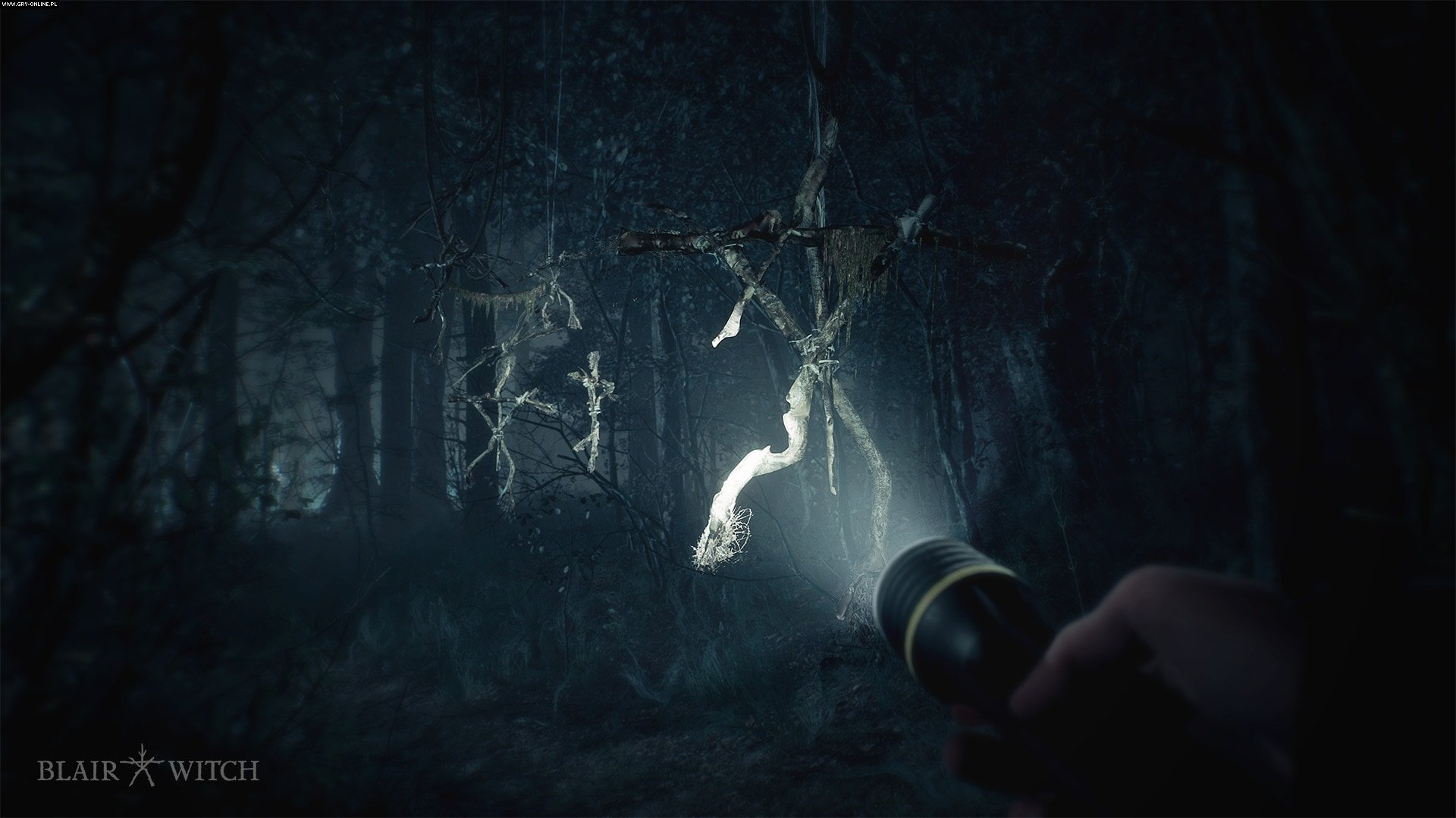 Blair Witch PC, XONE Games Image 1/5, Bloober Team