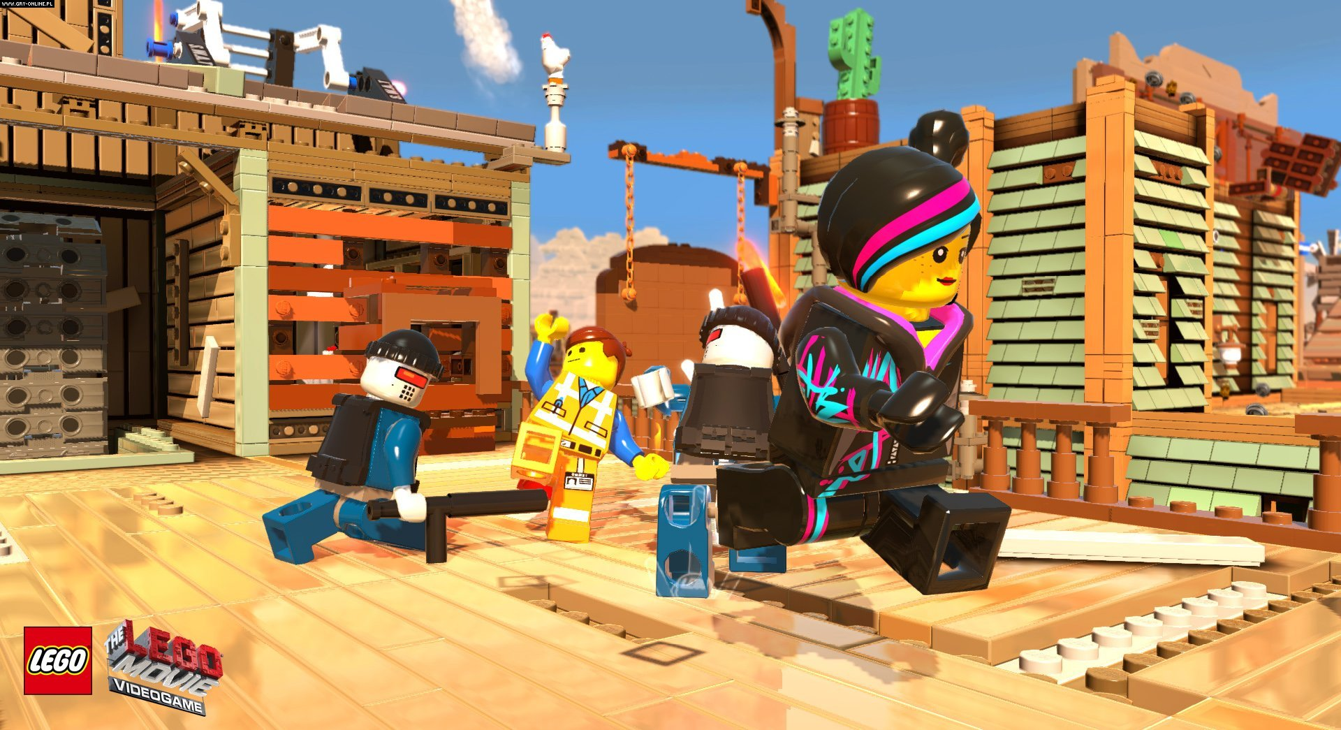 LEGO Przygoda gra wideo PC, X360, PS3, PS4, XONE Gry Screen 8/12, TT Fusion, Warner Bros Interactive Entertainment