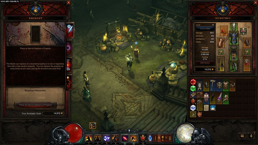 Diablo III: Reaper of Souls PC Games Image 19/25, Blizzard Entertainment