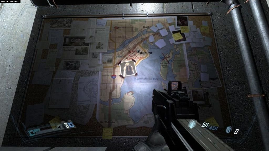 F.E.A.R. 2: Project Origin PC Gry Screen 10/220, Monolith Productions, Warner Bros. Interactive Entertainment