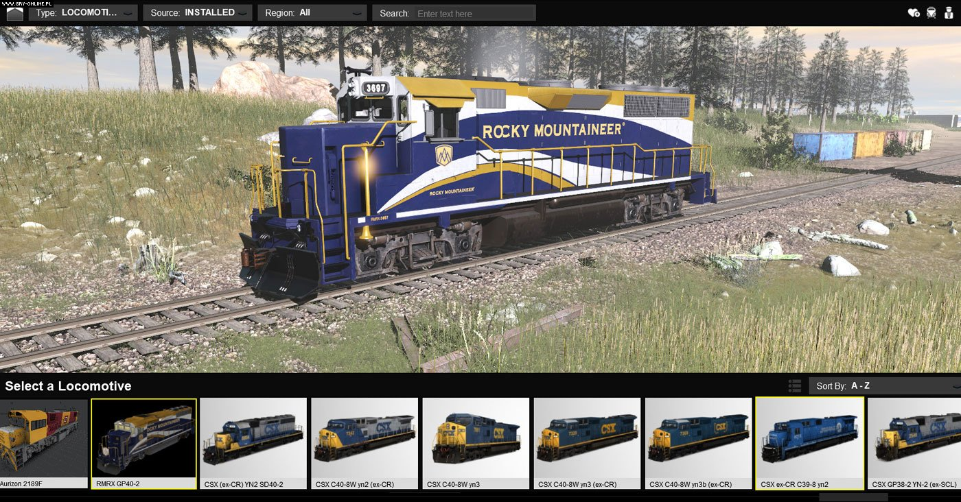 Trainz Railroad Simulator 2019 PC Games Image 3/5, N3V Games