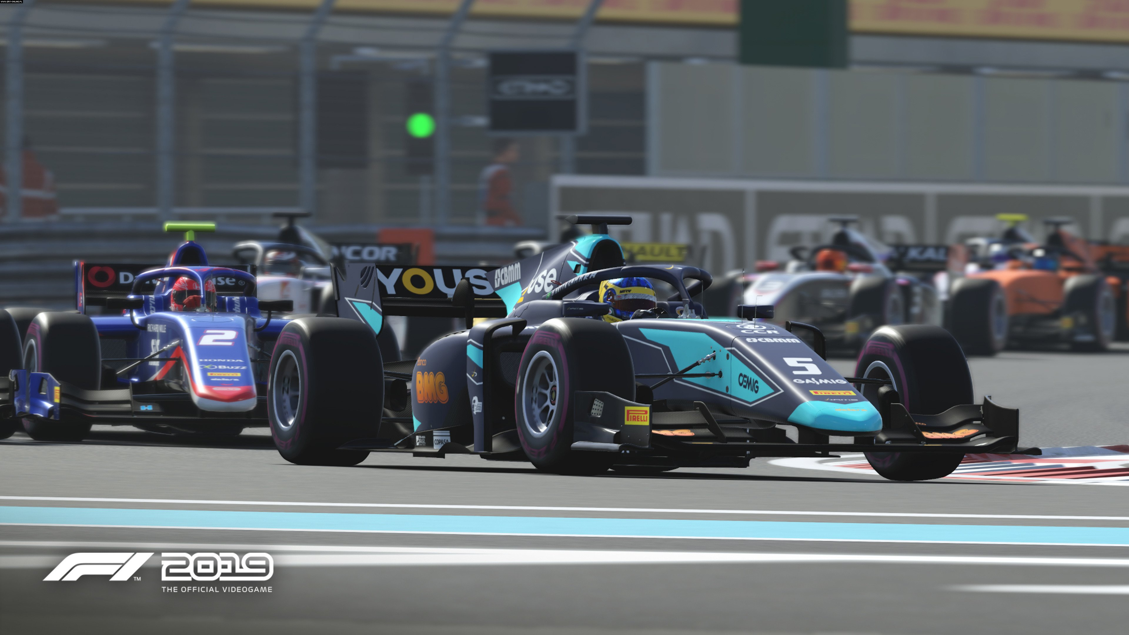 F1 2019 PC, PS4, XONE Games Image 6/104, Codemasters Software