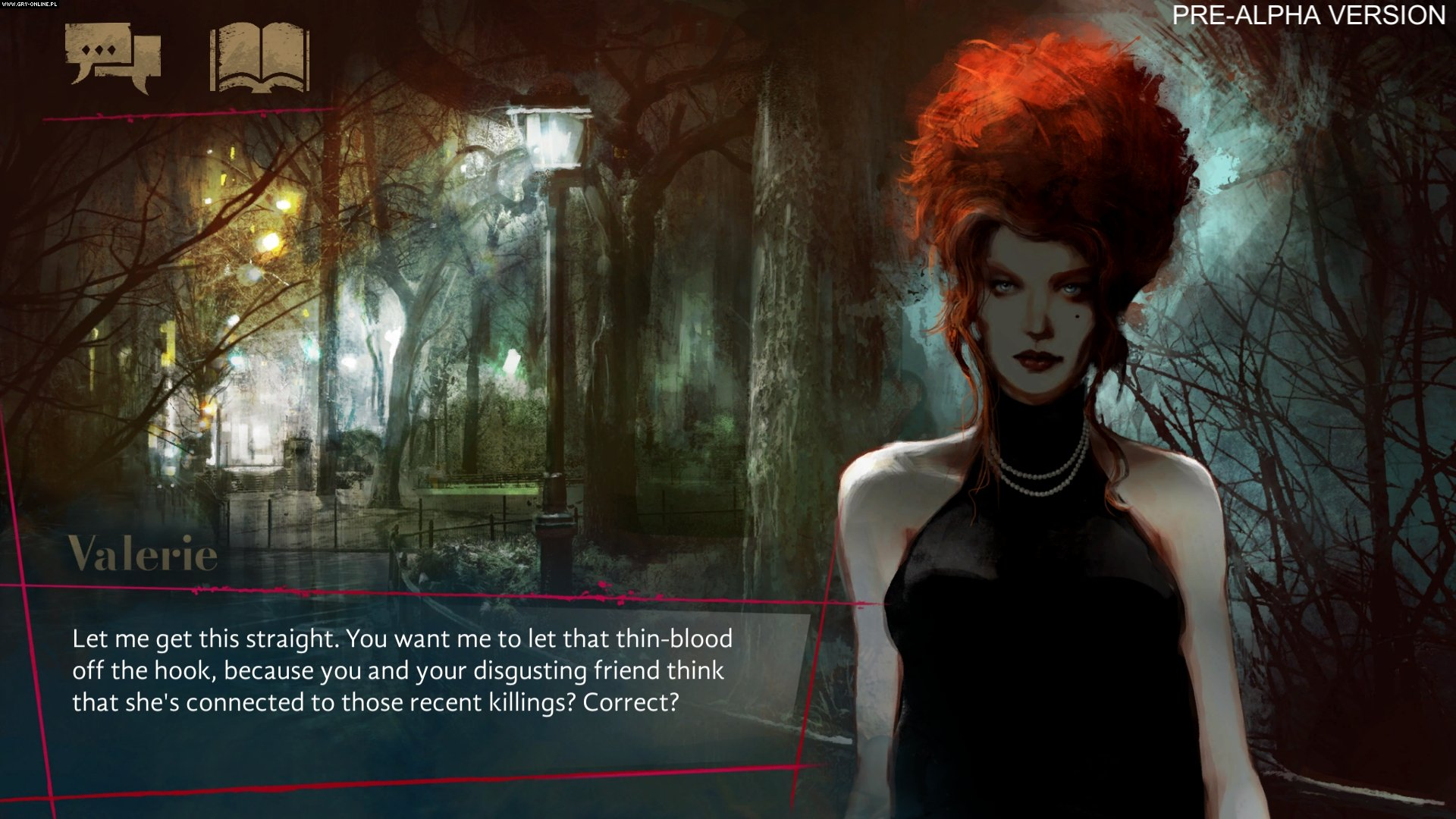 Vampire: The Masquerade - Coteries of New York PC, Switch Games Image 3/11, iFun4all / Draw Distance