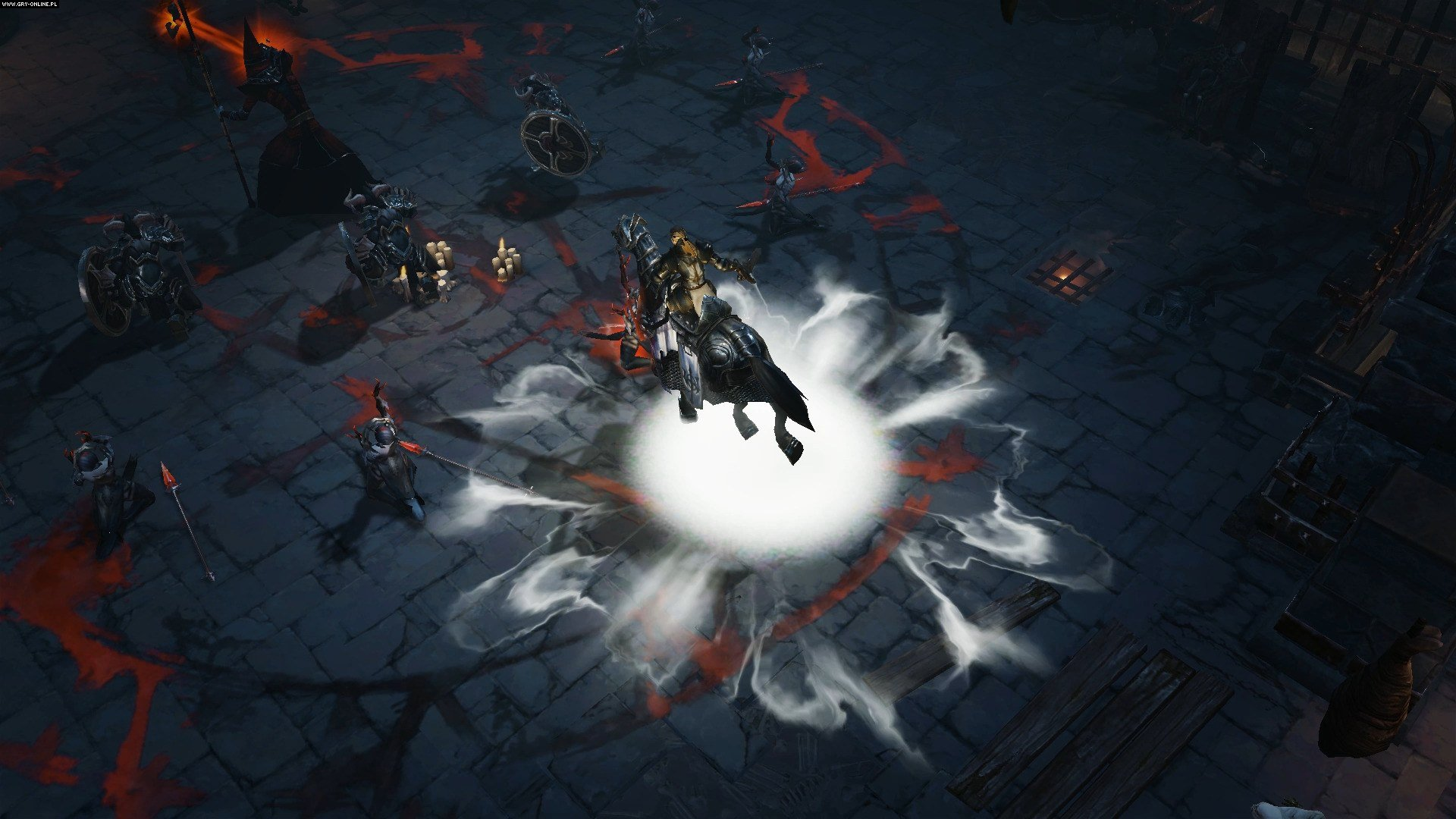 Diablo Immortal iOS, AND Games Image 30/36, NetEase, Activision Blizzard