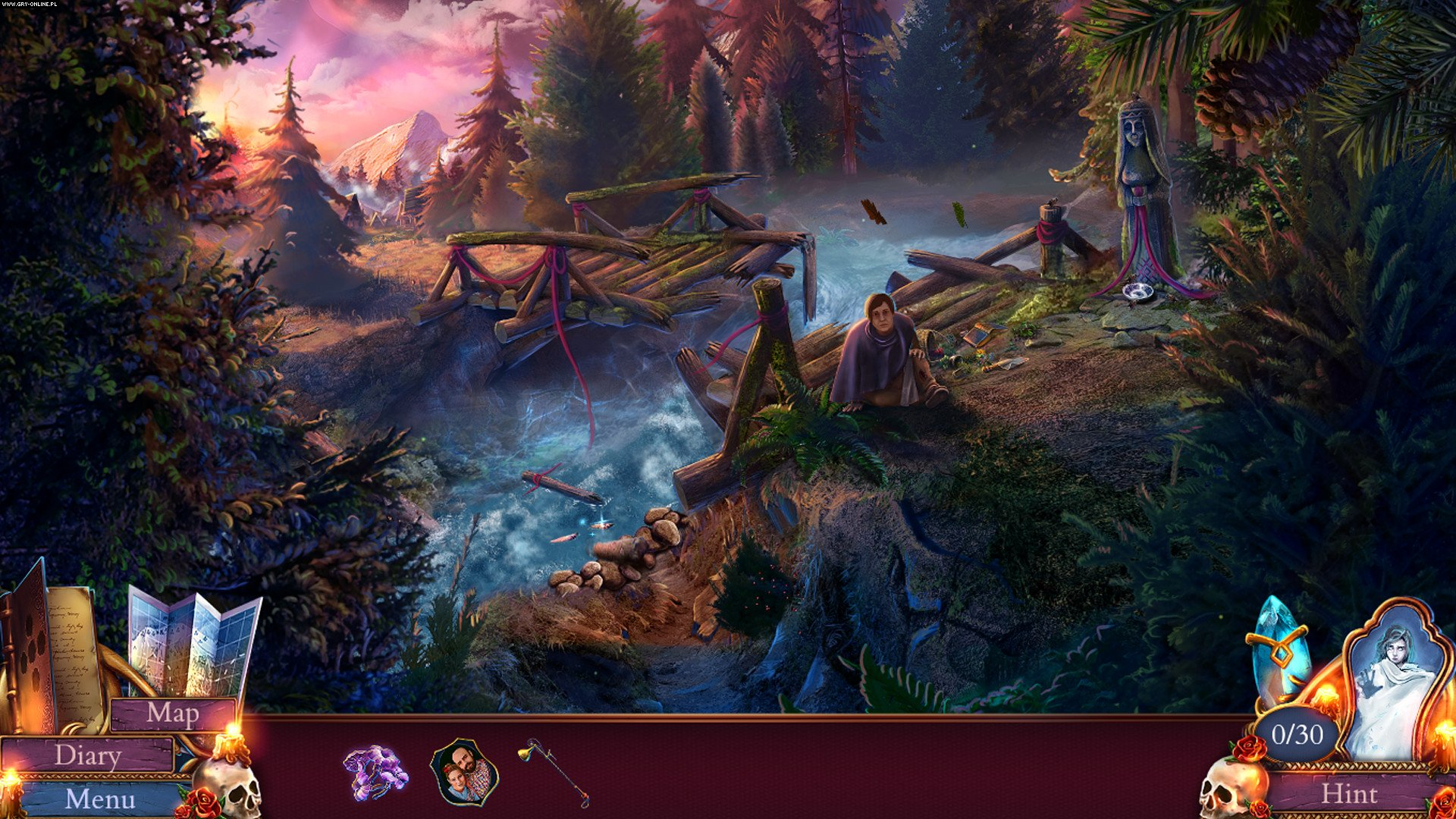 Eventide 2: The Sorcerer's Mirror PC, XONE, AND, iOS, WP Games Image 1/8, The House of Fables, Artifex Mundi