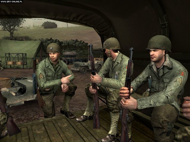 Call of Duty 3 PS2 Gry Screen 3/80, Treyarch, Activision Blizzard