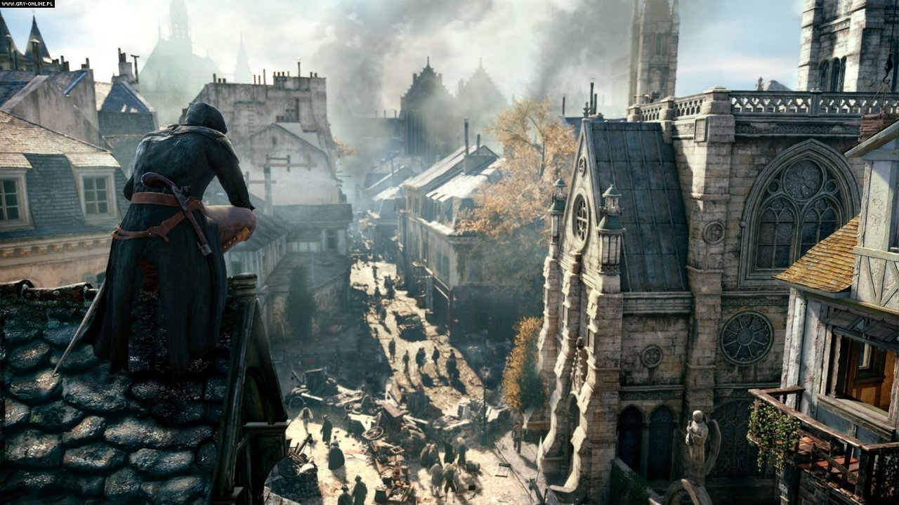 Assassin's Creed: Unity PC, PS4, XONE Games Image 94/95, Ubisoft