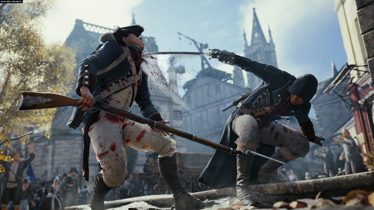 Assassin's Creed: Unity PC, PS4, XONE Games Image 91/95, Ubisoft