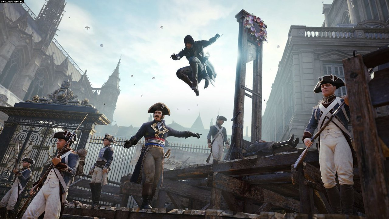 Assassin's Creed: Unity PC, PS4, XONE Games Image 88/95, Ubisoft