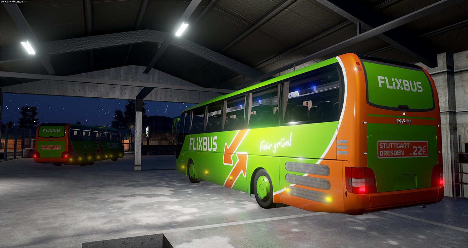 Telecharger Fernbus Simulator 2017