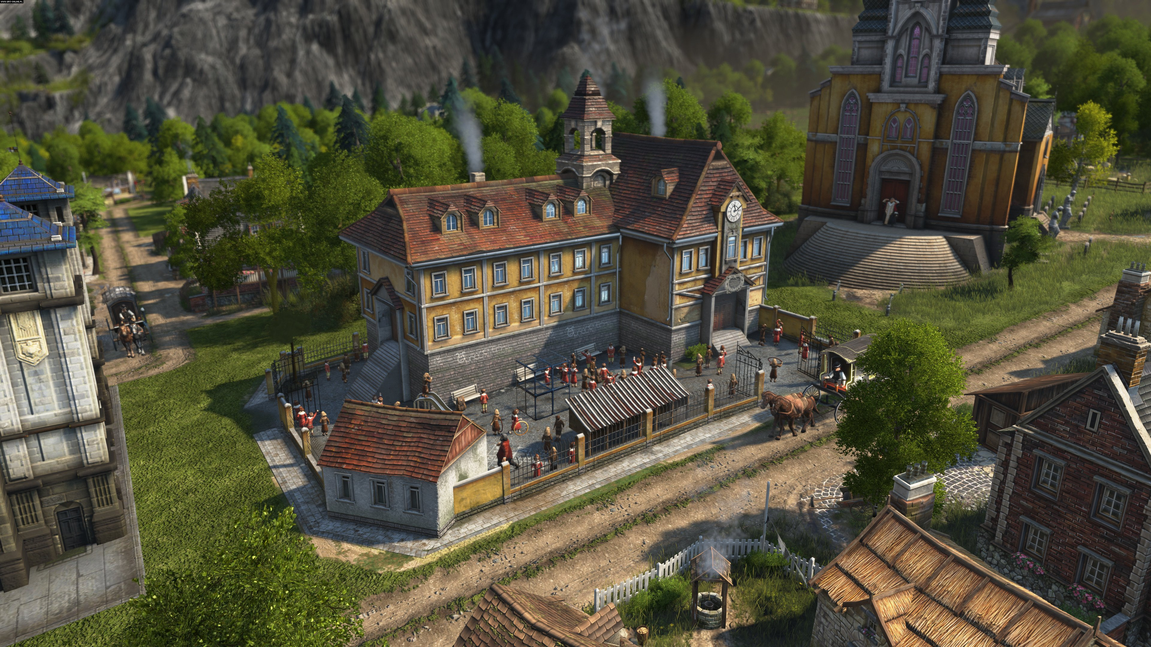 Anno 1800 PC Gry Screen 18/27, Blue Byte GmbH, Ubisoft