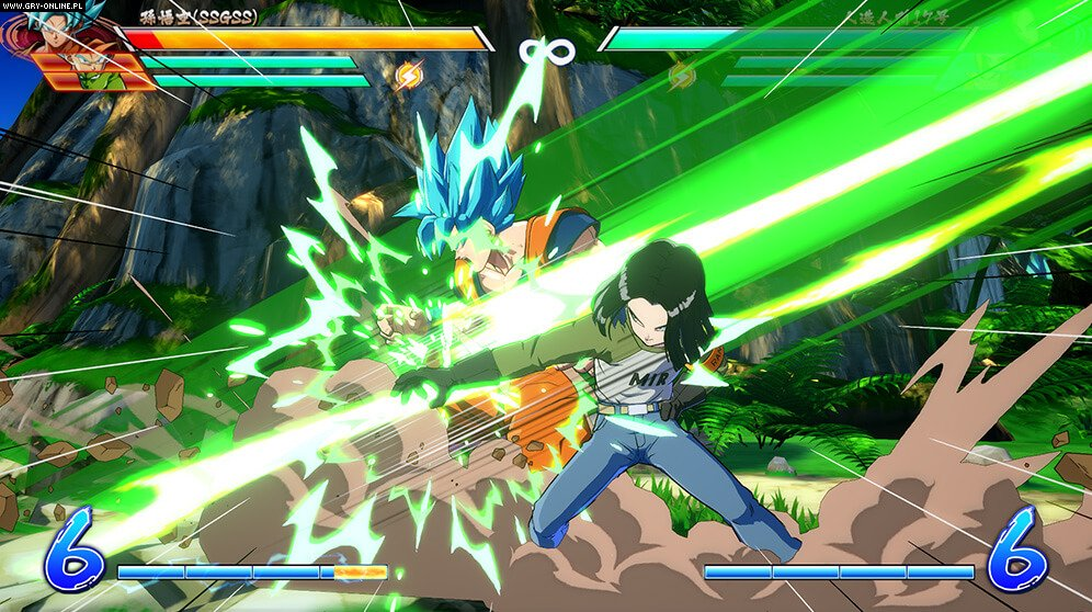Dragon Ball FighterZ PC, PS4, XONE, Switch Gry Screen 2/207, Arc System Works, Bandai Namco Entertainment