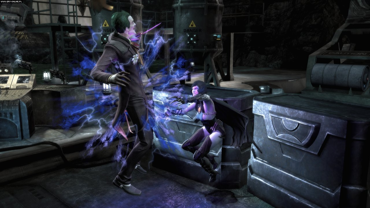 Injustice: Gods Among Us X360, PS3, WiiU Games Image 3/36, NetherRealm Studios , Warner Bros. Interactive Entertainment