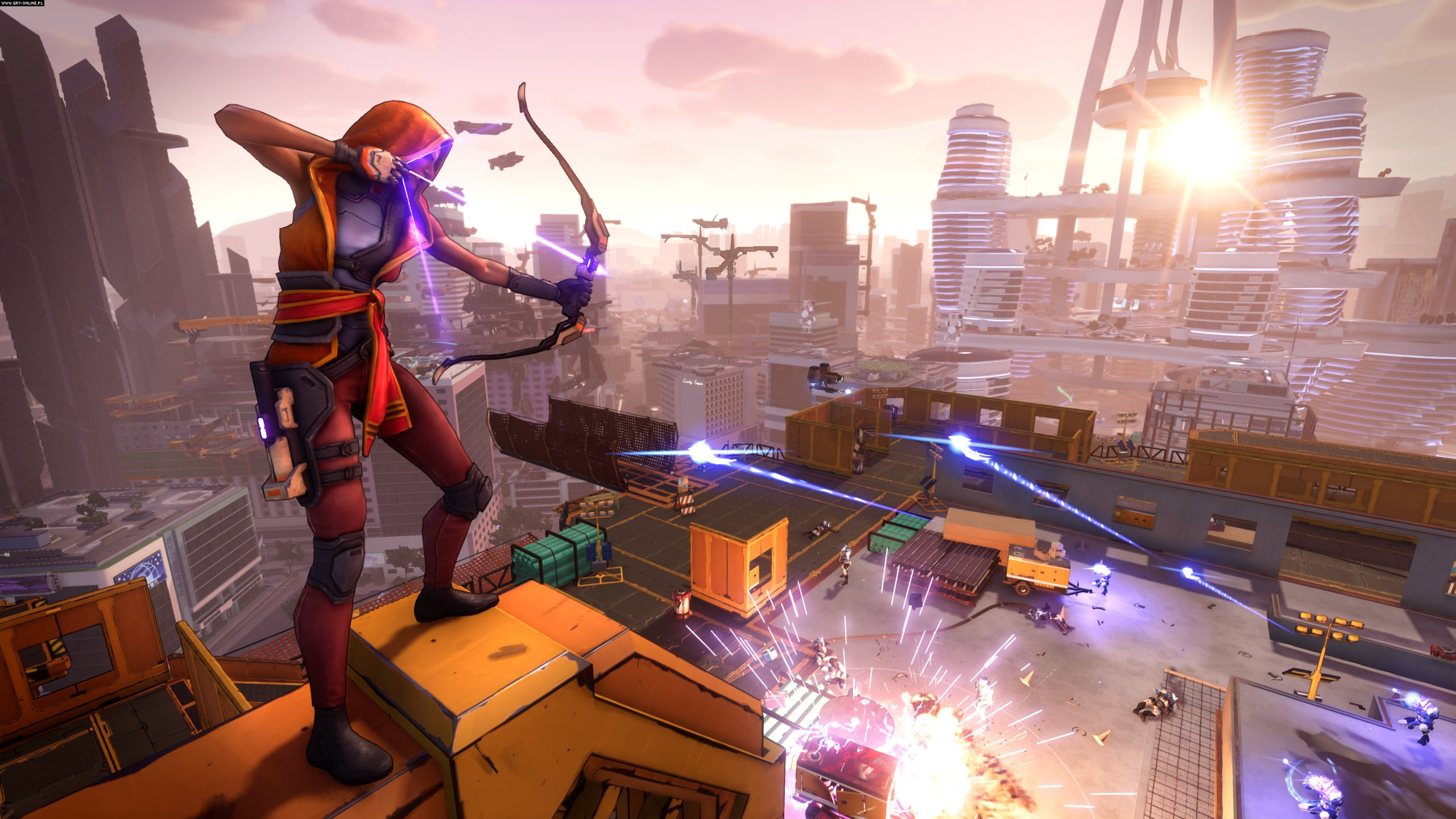 Agents of Mayhem PC, PS4, XONE Games Image 3/12, Volition Inc., Deep Silver / Koch Media