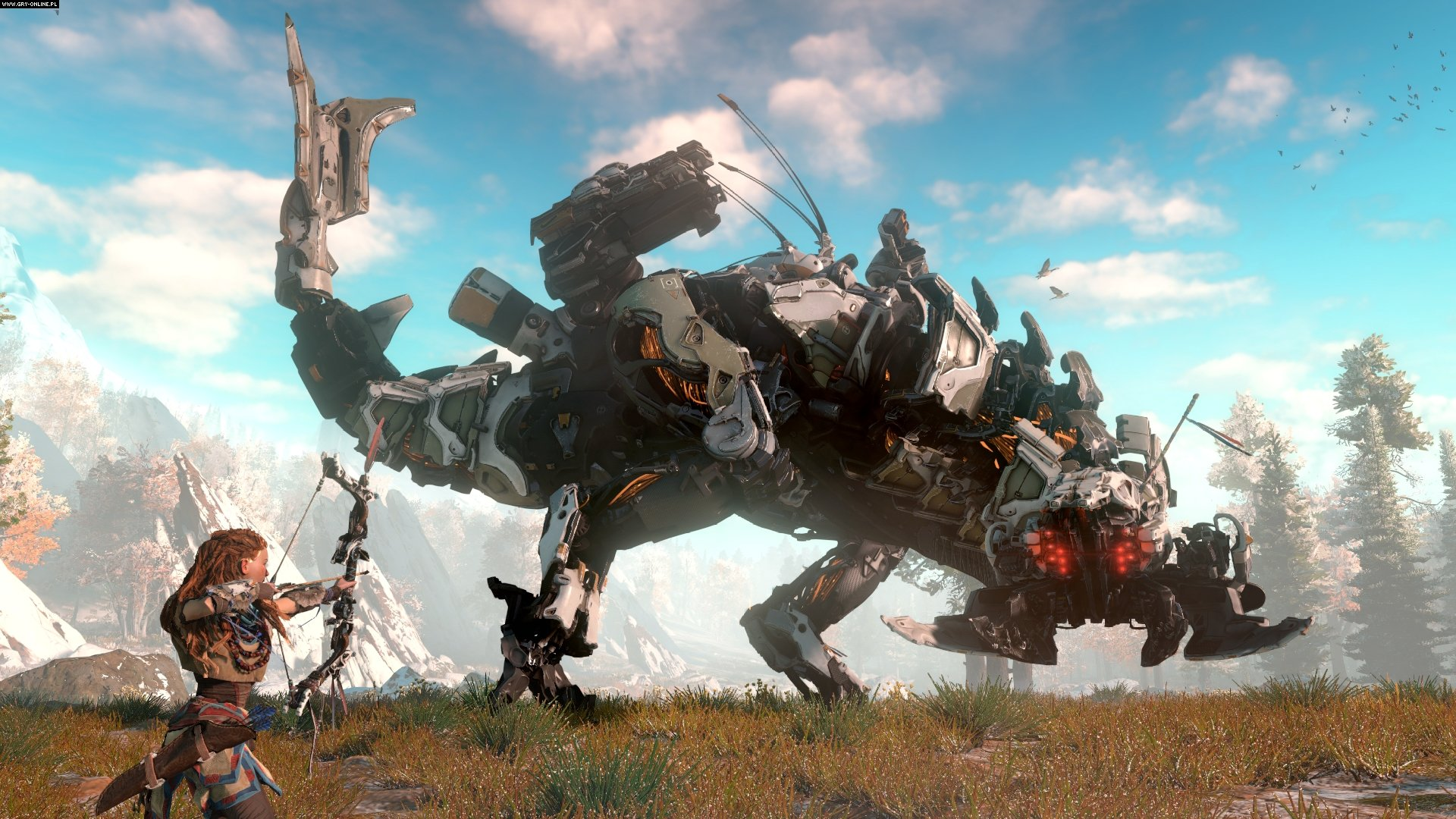 Horizon Zero Dawn PS4 Games Image 54/54, Guerrilla Games, Sony Interactive Entertainment