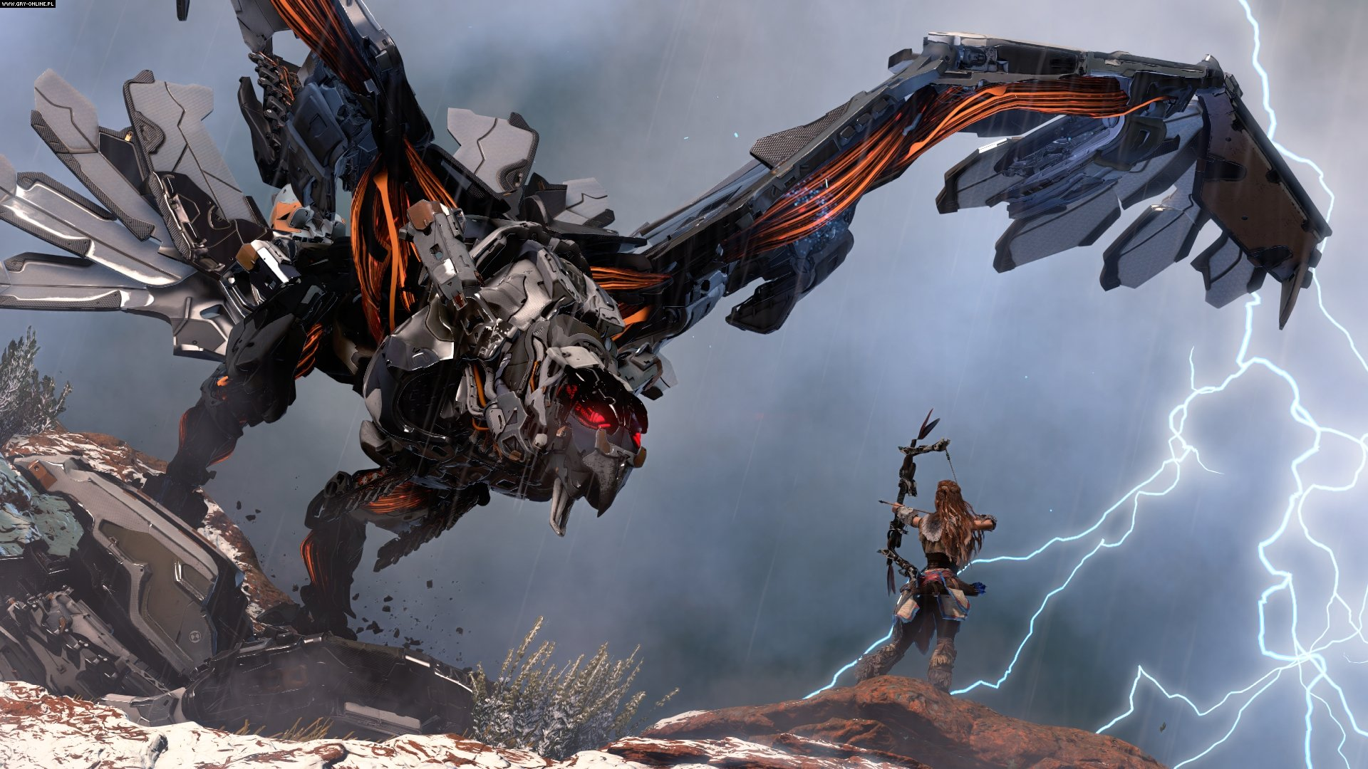 Horizon Zero Dawn PS4 Games Image 49/54, Guerrilla Games, Sony Interactive Entertainment