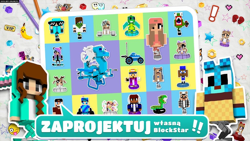 BlockStarPlanet AND, iOS Games Image 4/5, MovieStarPlanet ApS