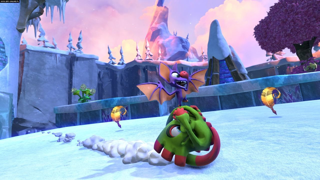 Yooka-Laylee PC, PS4, XONE, Switch Games Image 13/30, Playtonic Games, Team 17