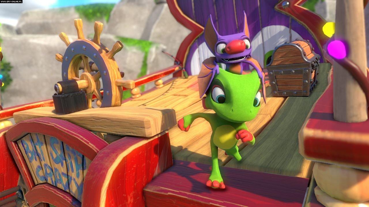 Yooka-Laylee PC, PS4, XONE, Switch Games Image 7/30, Playtonic Games, Team 17