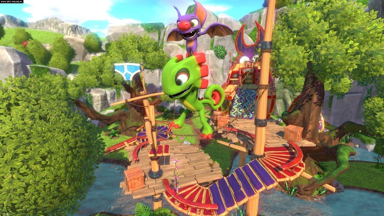 Yooka-Laylee PC, PS4, XONE, Switch Games Image 5/30, Playtonic Games, Team 17