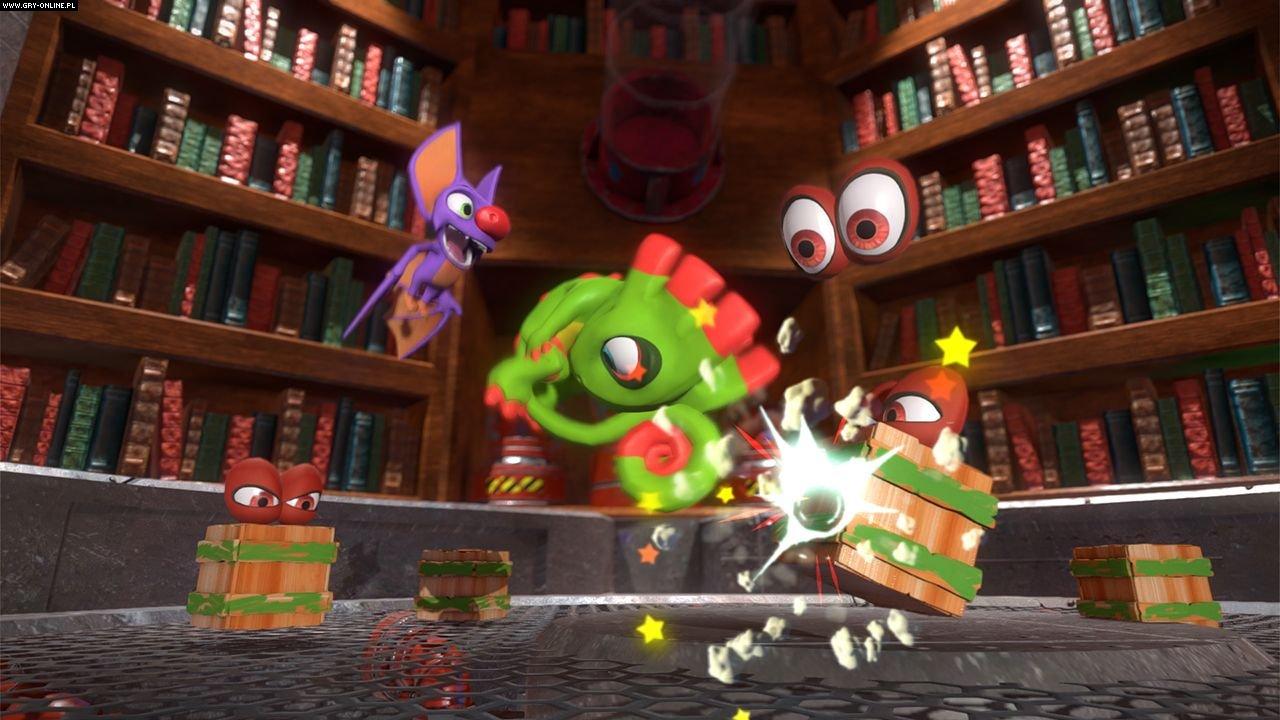 Yooka-Laylee PC, PS4, XONE, Switch Games Image 2/30, Playtonic Games, Team 17