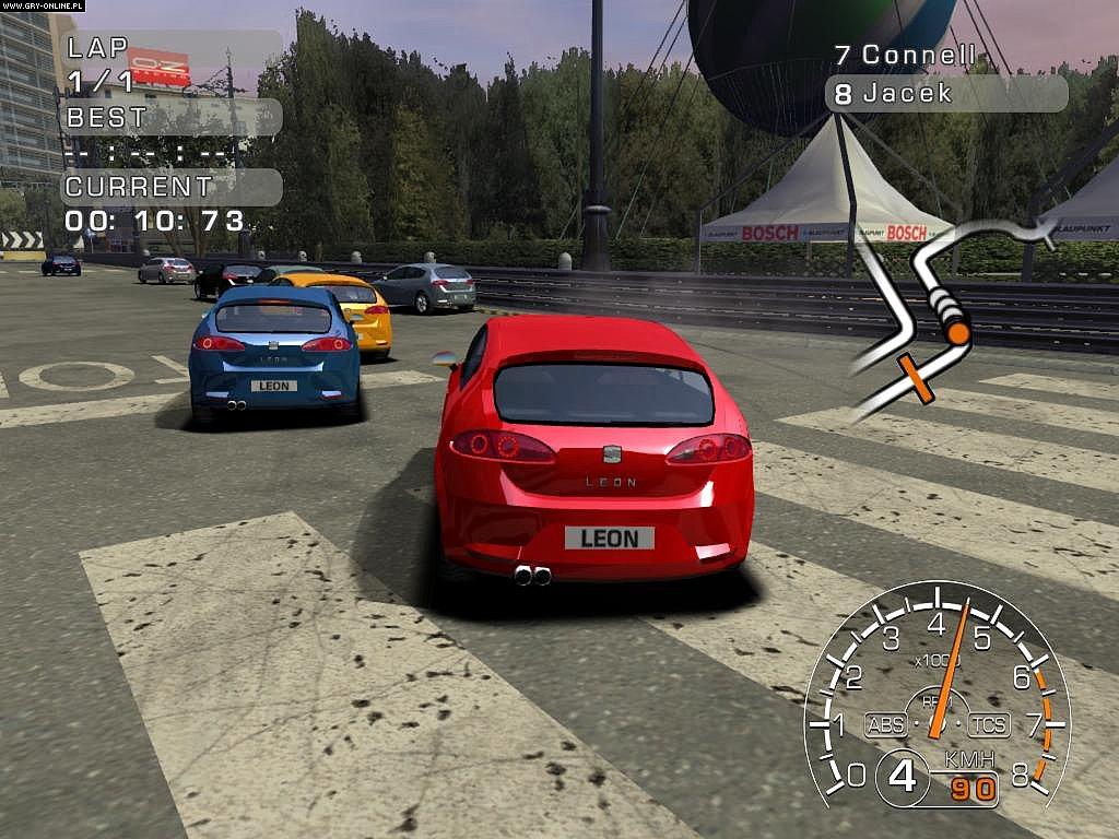 wyścigi samochodowe online