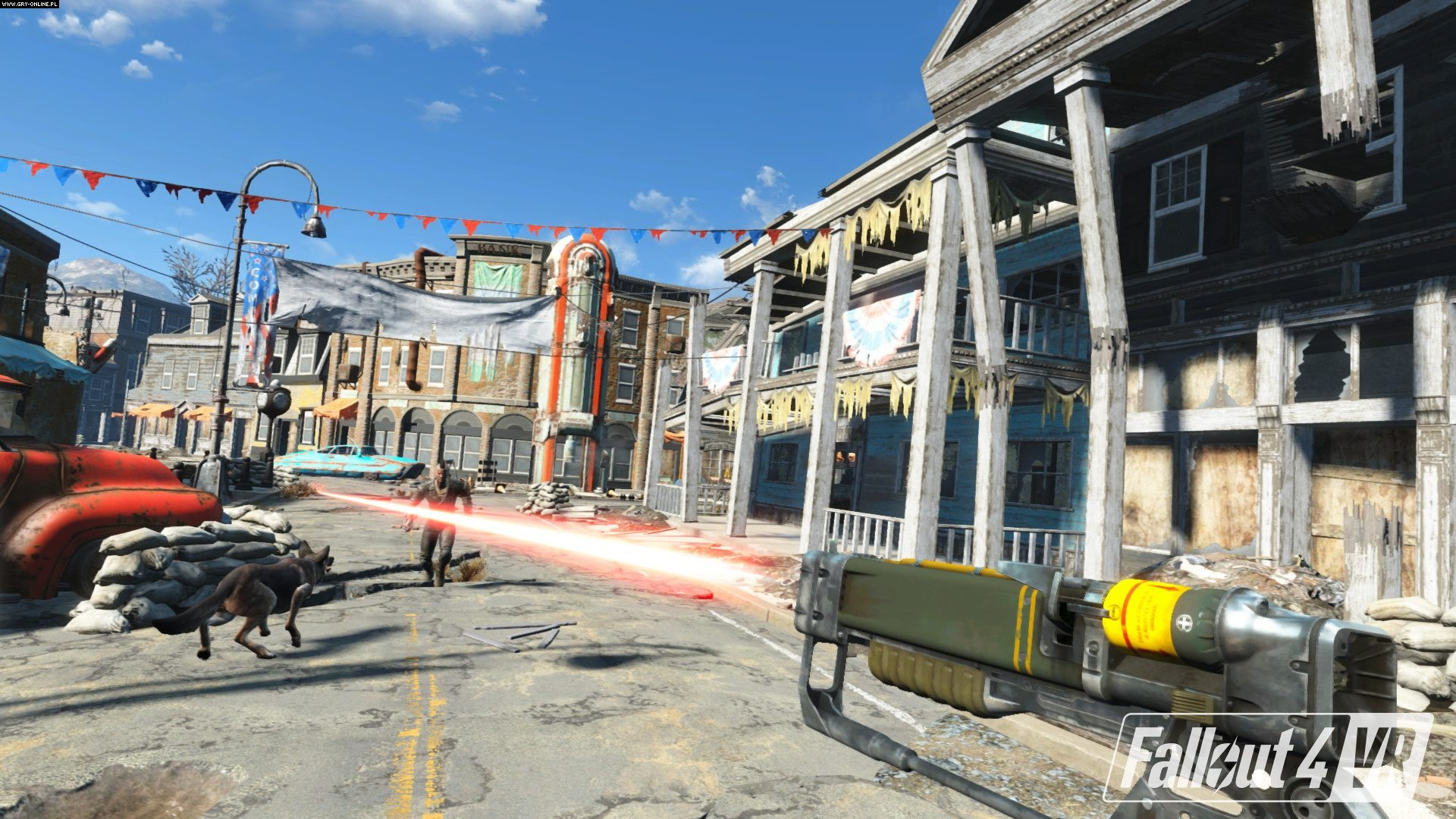 Fallout 4 VR PC Gry Screen 1/5, Bethesda Softworks