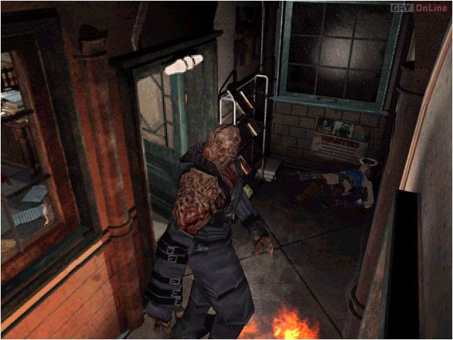 Resident Evil 3: Nemesis PC, PS3, PSP, PSV Gry Screen 7/15, Capcom