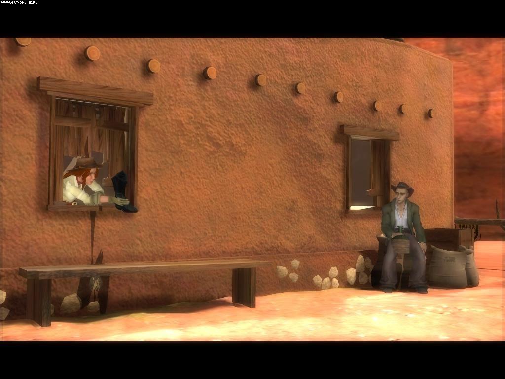 Screenshots gallery - Fenimore Fillmore's Revenge, screenshot 2 / 58