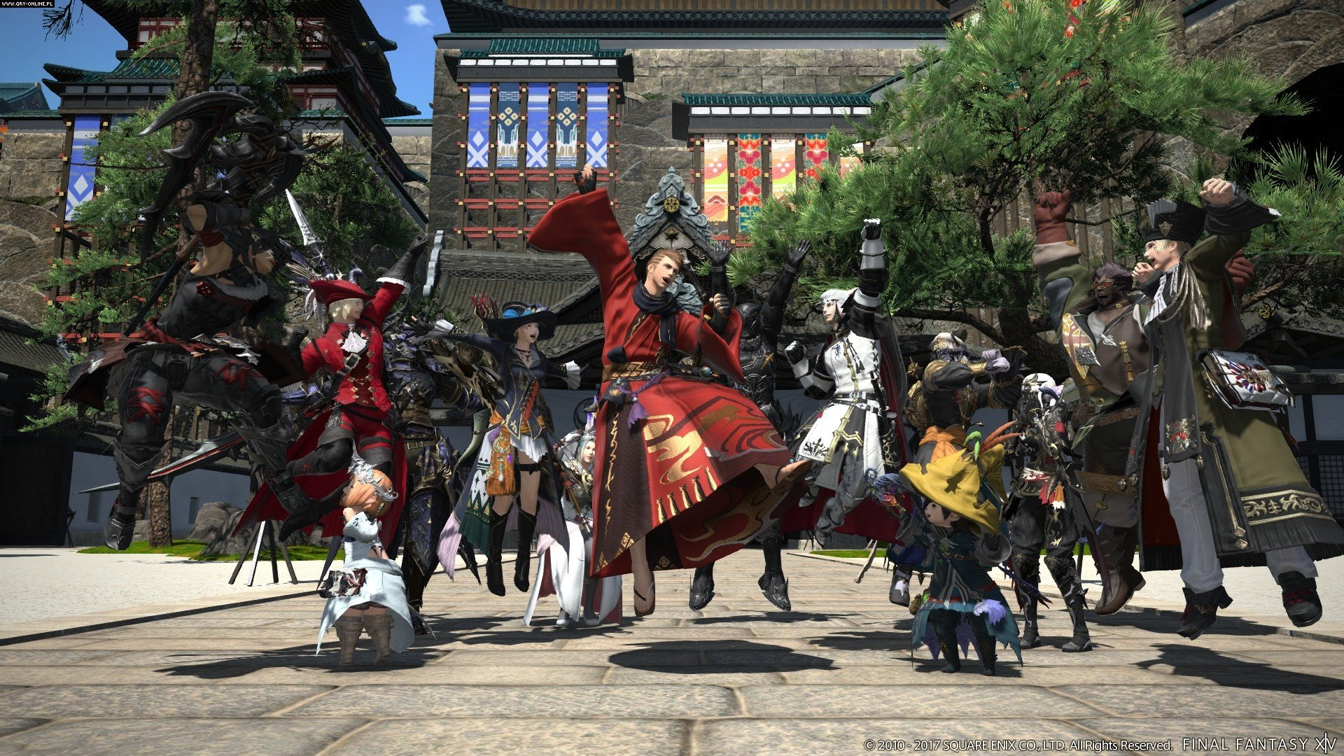Final Fantasy XIV: Stormblood PS4, PC Gry Screen 153/179, Square-Enix / Eidos